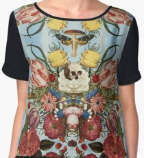 Amanita muscaria Women's Chiffon Top