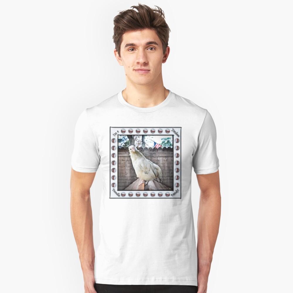 I'm a Yankee Doodle Dandy Slim Fit T-Shirt