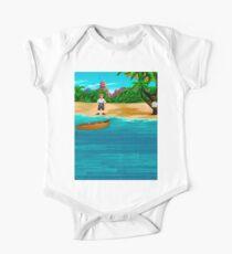 MONKEY ISLAND BEACH Kids Clothes