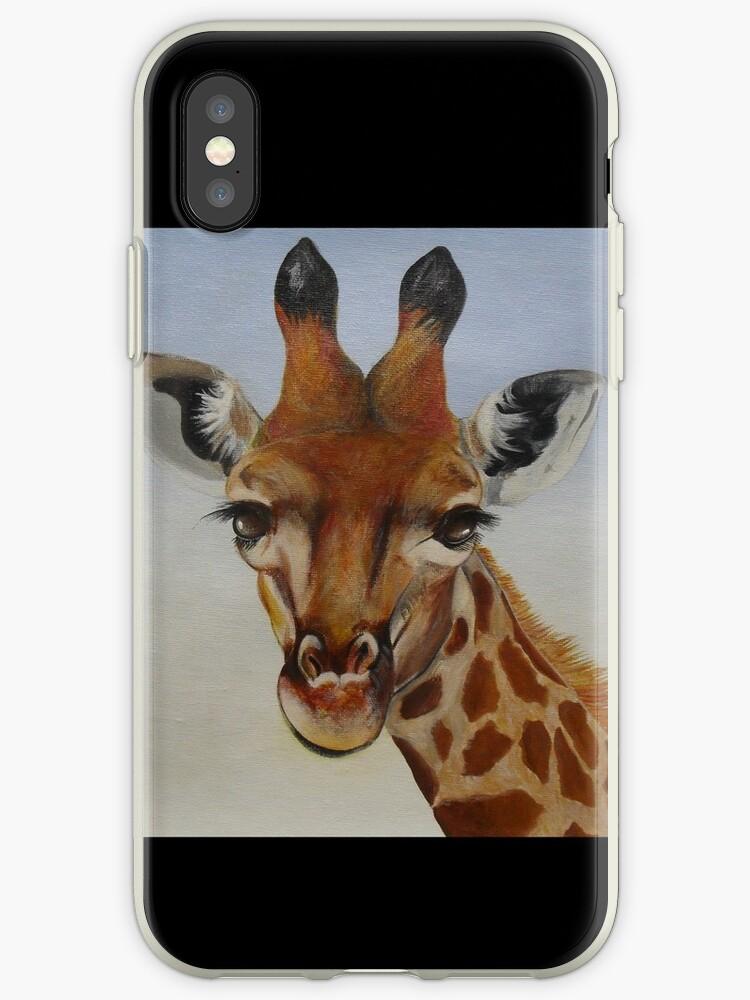 """Giraffe"" by noleenr"