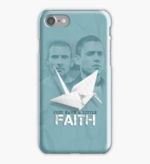 Prison Break - Michael and Linc Faith iPhone Case/Skin
