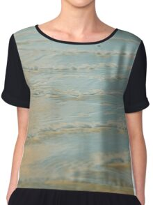 Ripples Women's Chiffon Top