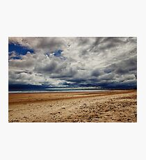 Sky Meets Sea Photographic Print