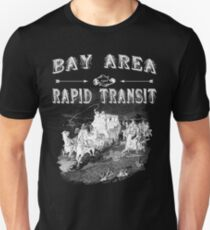 Before Rapid Transit (White) T-Shirt