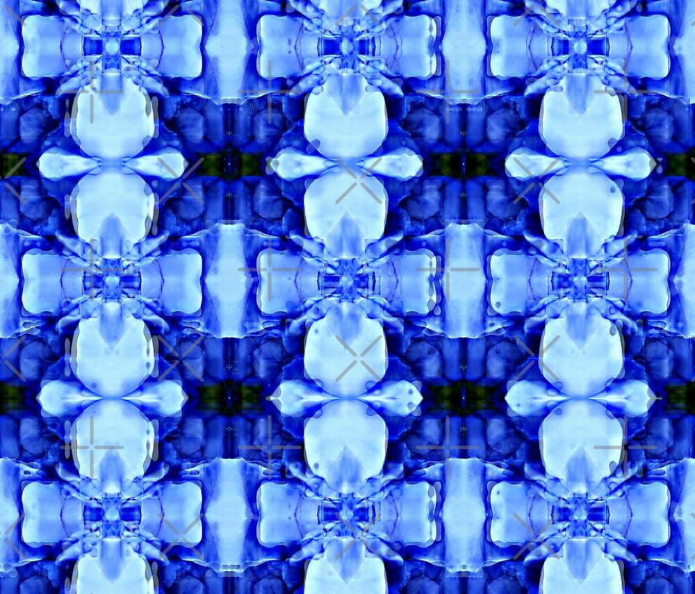 Jeweled Blue by Scott Mitchell