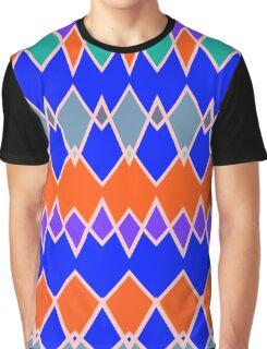 Rhombus chains Graphic T-Shirt