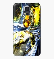 Lost in Space Abstract Case/Skin for Samsung Galaxy