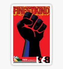 666ties - 1968: Finest Kind Sticker
