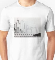 Empty Skyline Unisex T-Shirt