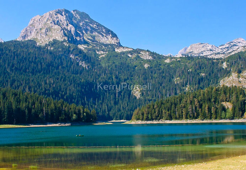 Summer in Montenegro by KerryPurnell