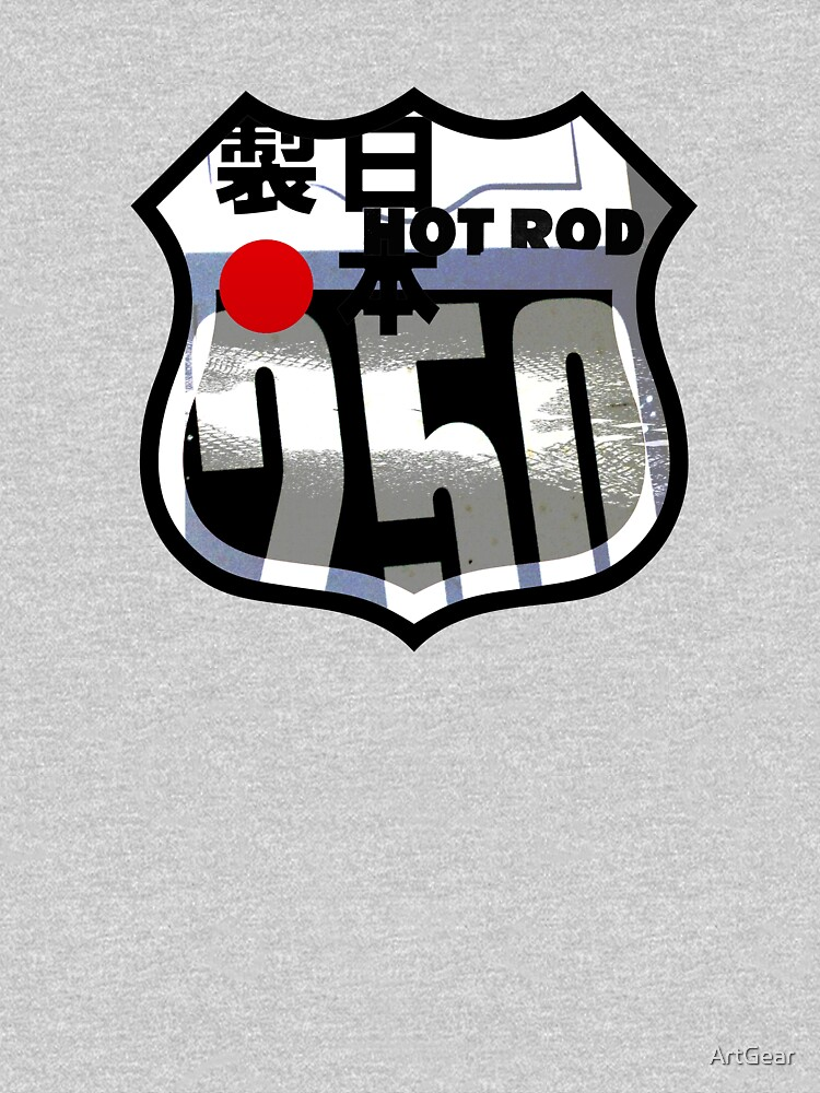 Japan HotRod Forever by ArtGear