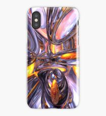 ludicrous Voyage Abstract iPhone Case/Skin