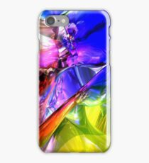 When Rainbows Collide iPhone Case/Skin