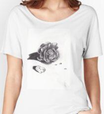 Wet Rose Women's Relaxed Fit T-Shirt