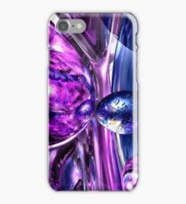 Tranquil Sedative Abstract iPhone Case/Skin