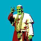 Rock Pop Pope Superstar by Ednathum