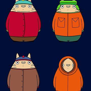South Park's Neighbors by Ednathum