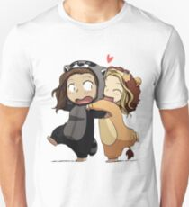 Clexa -onesie hug T-Shirt