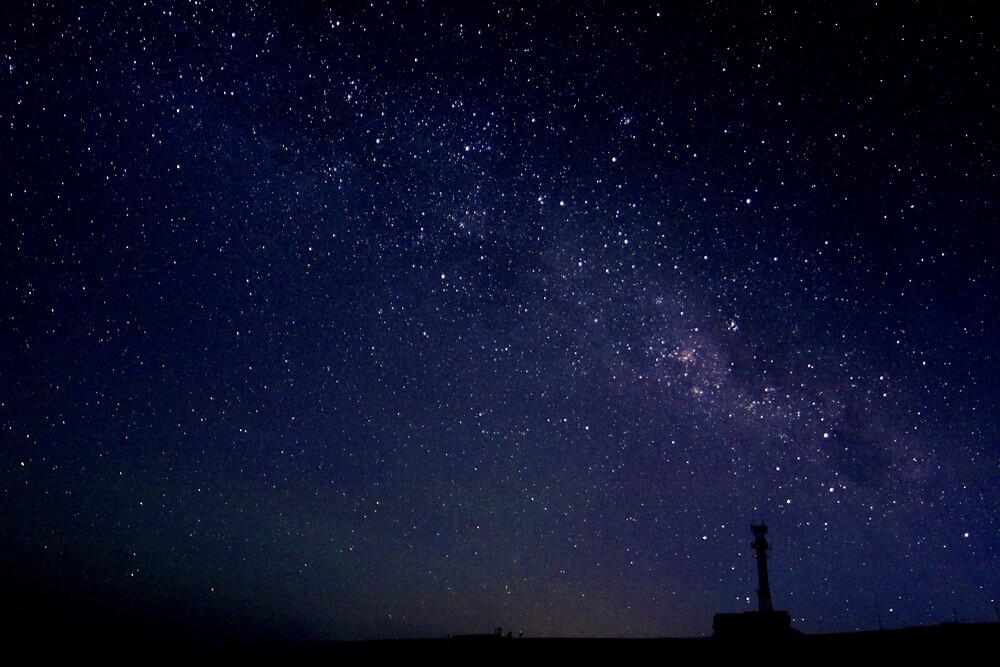 Starry Summit by Kylie Epskamp