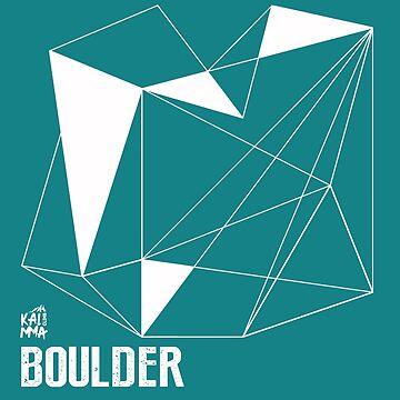 BOULDER by kalmmaclimb