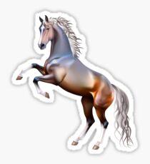 HORSEY Sticker