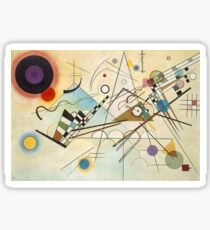 Kandinsky: Stickers | Redbubble