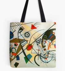 Kandinsky painting Tote Bag