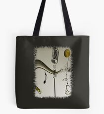 SOLD - SING ME AN OLD FASHIONED SONG! Tote Bag