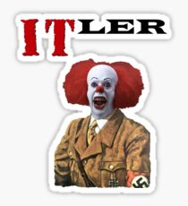 ITler Sticker