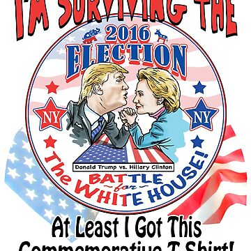 Surviving Trump VS Hillary Election by PoliticalCircus