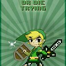 Link Evolve or die trying by requenart