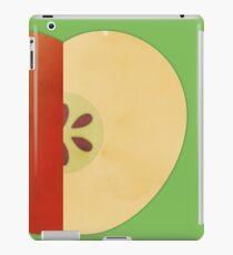 Apple (green) - Natural History Fruits iPad Case/Skin