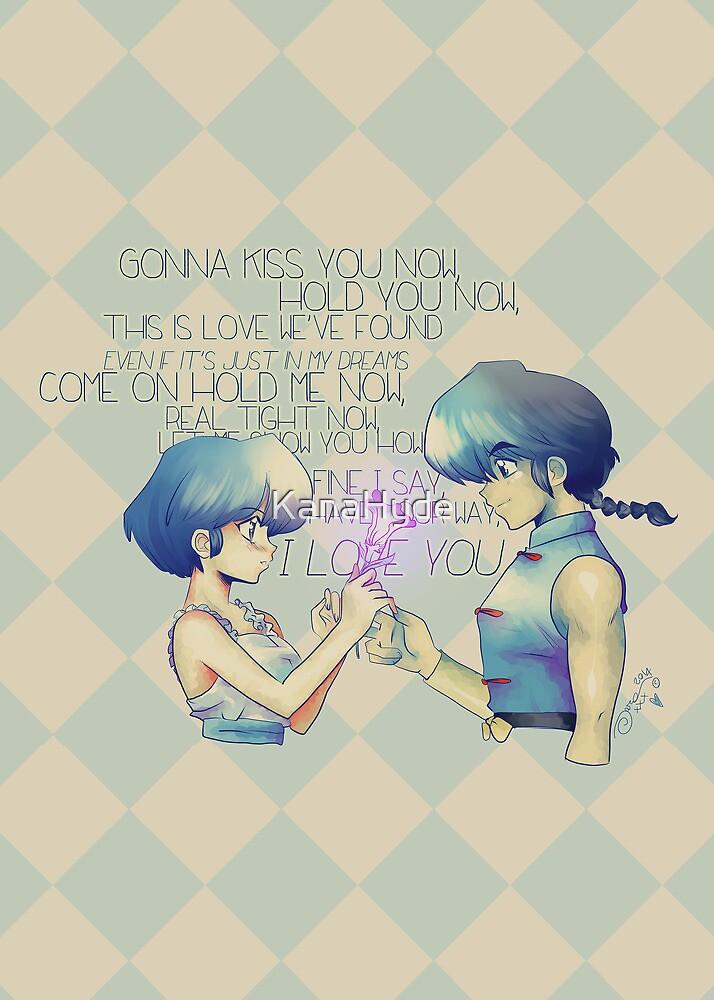 It's Love! PANIC!! - Ranma by KanaHyde