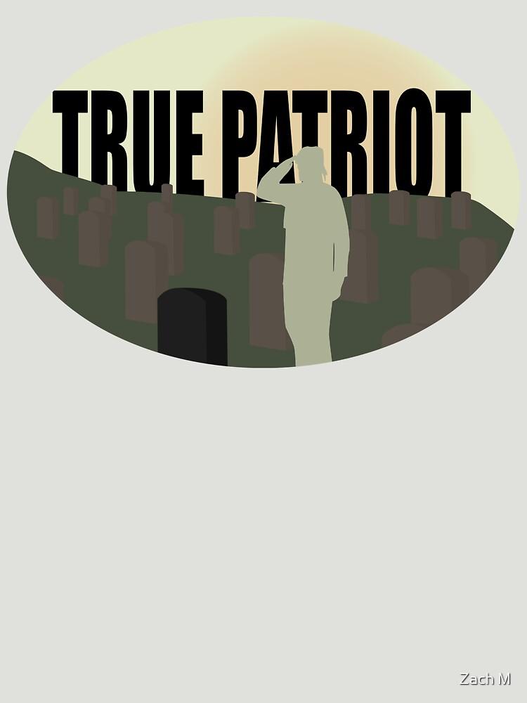 She was a True Patriot by Zorbak95