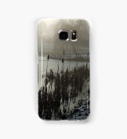Morning on the Golf Course Samsung Galaxy Case/Skin