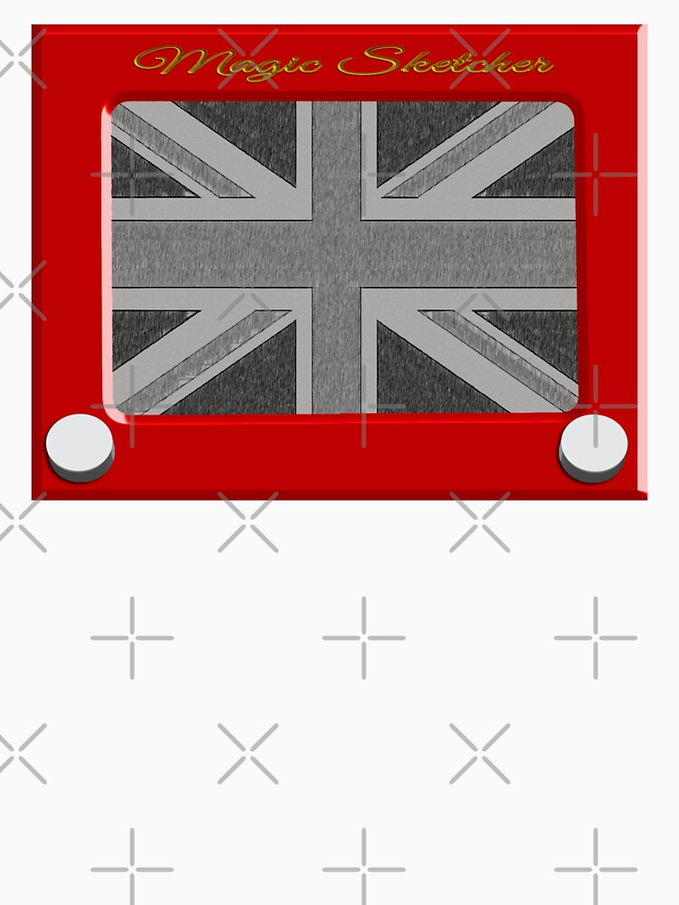Magic Sketcher UK by kayve