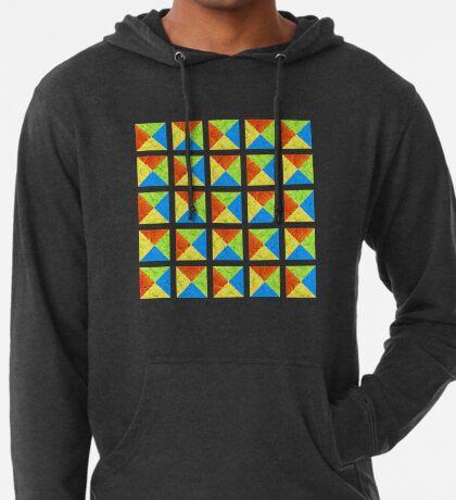 #DeepDream color factures #Art Lightweight Hoodie