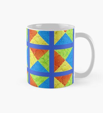 #DeepDream color factures #Art Mug