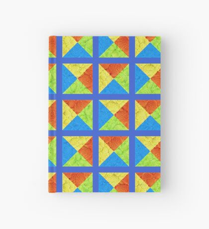#DeepDream color factures #Art Hardcover Journal