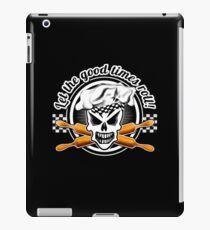 Baker Skull 2: Let the good times roll! iPad-Hülle & Klebefolie