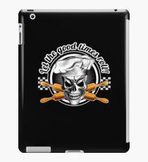 Baker Skull 3: Let the good times roll! iPad-Hülle & Klebefolie