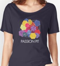 "Passion Pit - ""Chunk of Change"" Women's Relaxed Fit T-Shirt"
