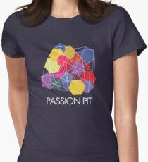"Passion Pit - ""Chunk of Change"" Women's Fitted T-Shirt"