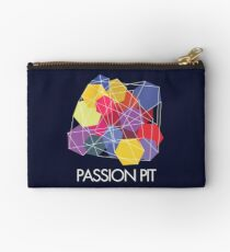"""Passion Pit - """"Chunk of Change"""" Studio Pouch"""