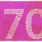 70 by axemangraphics