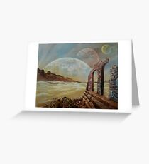 4803 Fantasy Greeting Card
