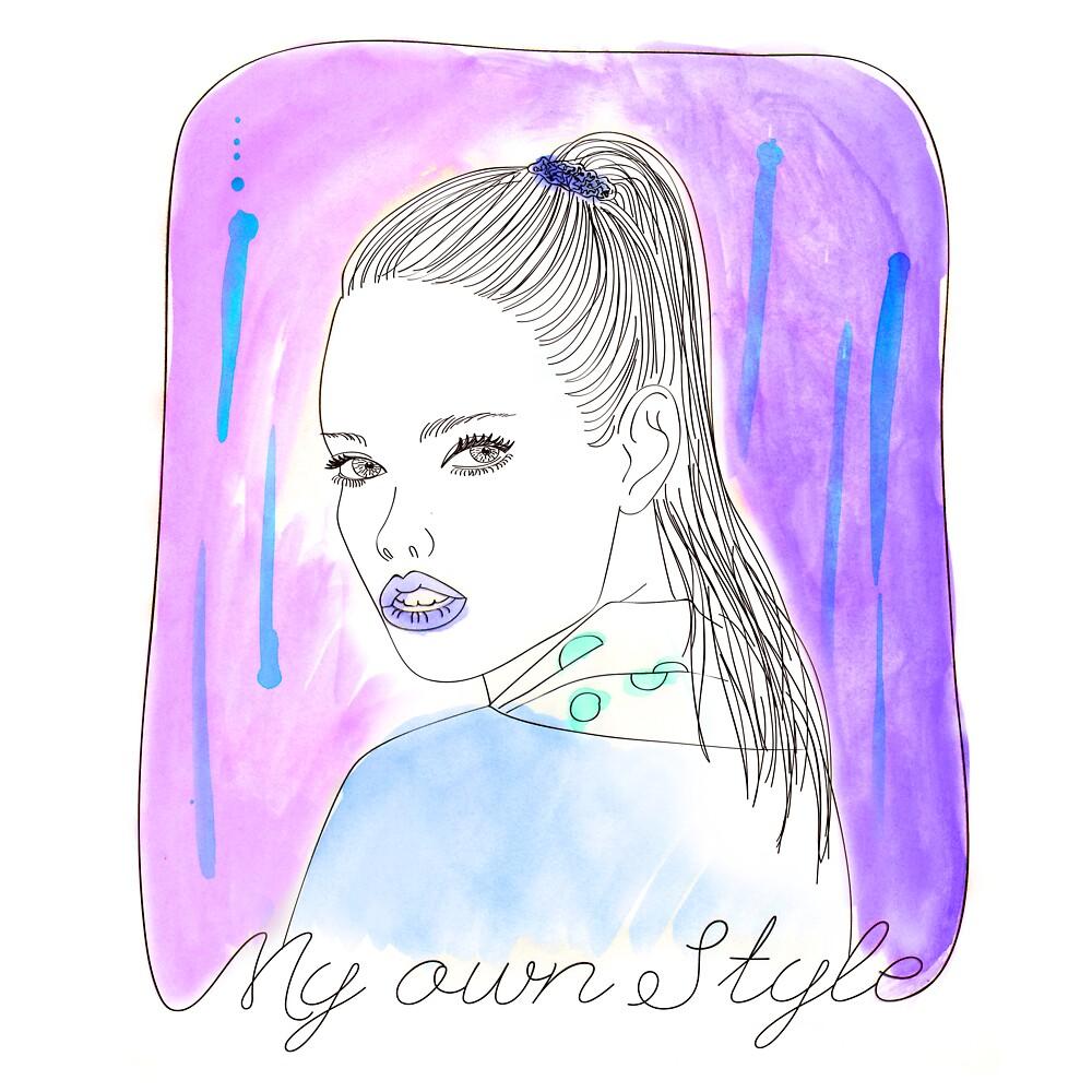My own style by julietadara