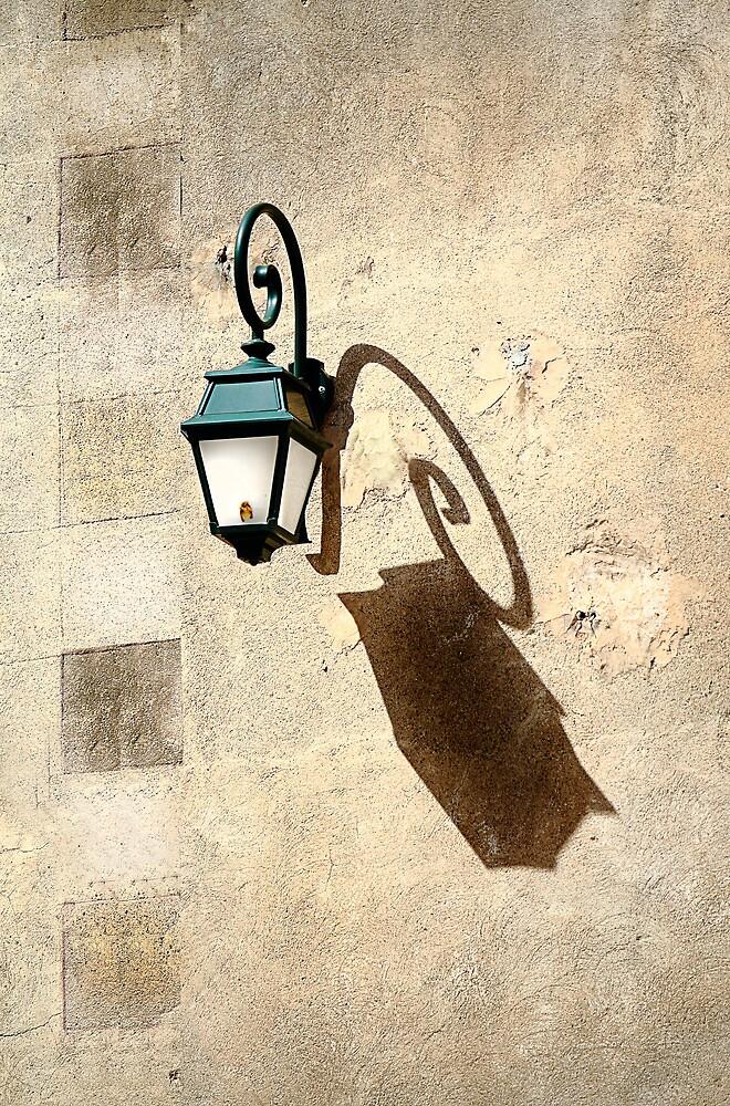 Lamp shade. by Paul Pasco