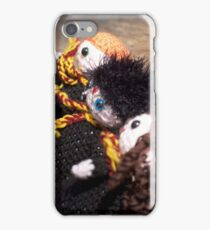 Raggy Wizards iPhone Case/Skin