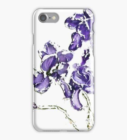 Iris Song iPhone Case/Skin